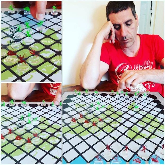 Game Board Side 2 (Family ver.)