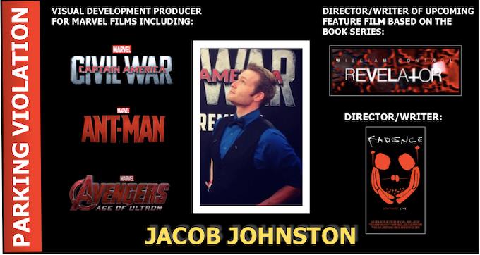 JACOB JOHNSTON - DIRECTOR