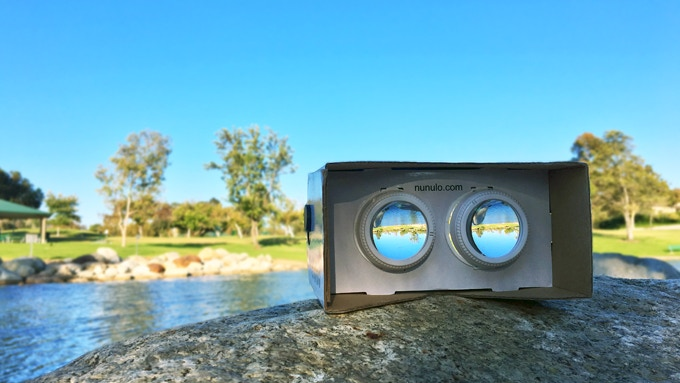 Our lens design enhances clarity, while significantly reducing common effects of nausea, headaches, and dizziness