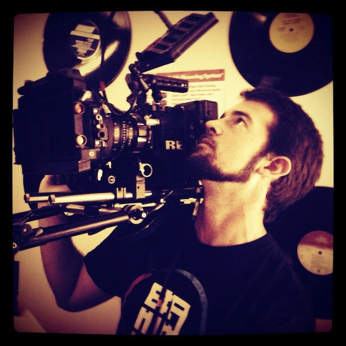 Ross Godwin (Director of Photography)
