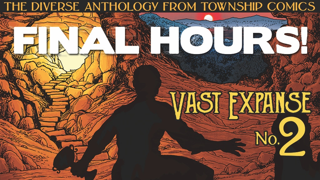 Vast Expanse #2-The Diverse Anthology from Township Comics project video thumbnail