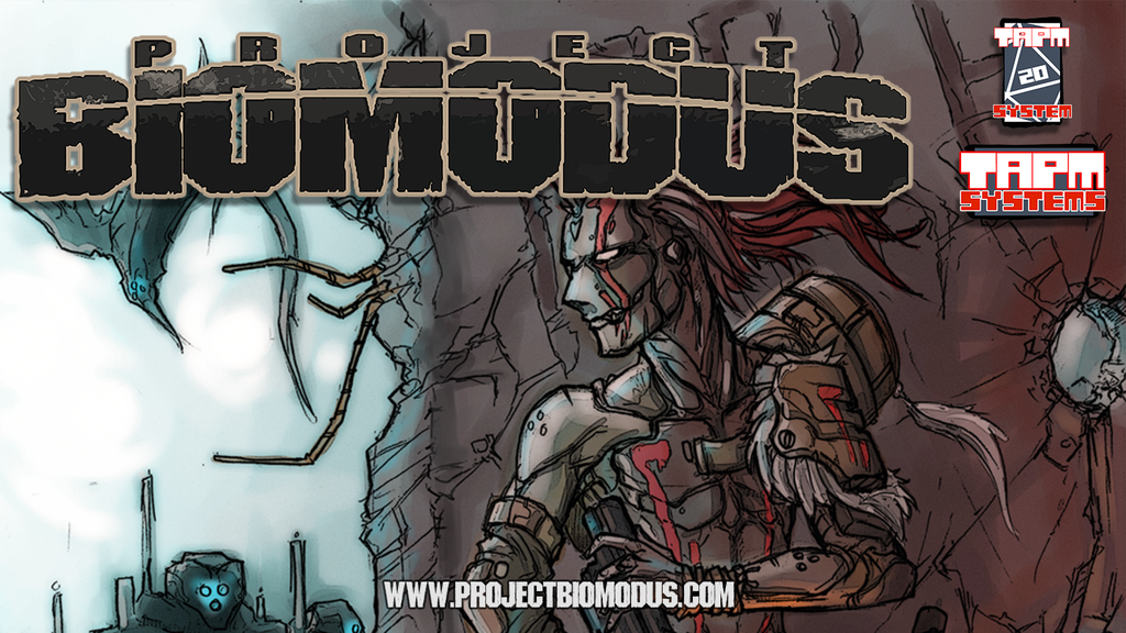 Project Biomodus - A Transhuman, Post-Apocalyptic Action RPG project video thumbnail