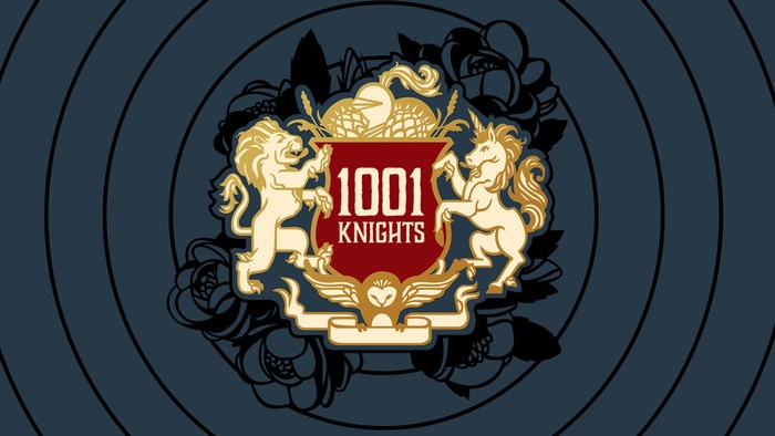 1001 Knights is a massive 3-volume anthology project focusing on creating people-positive characters with feminist overtones.