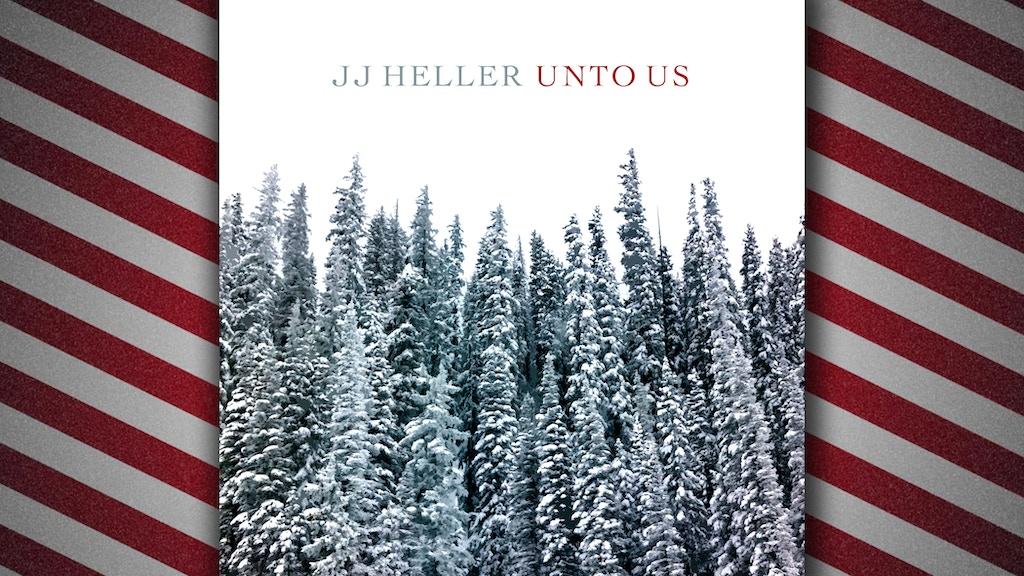 JJ Heller's FIRST Full-Length Christmas Album project video thumbnail
