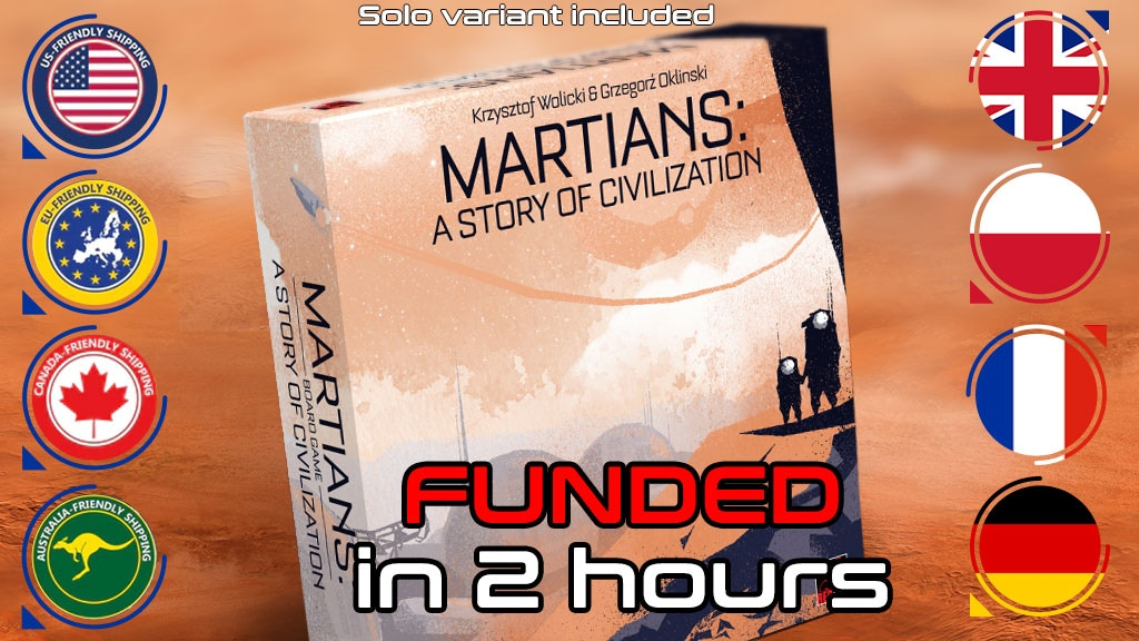 Martians: A Story of Civilization project video thumbnail