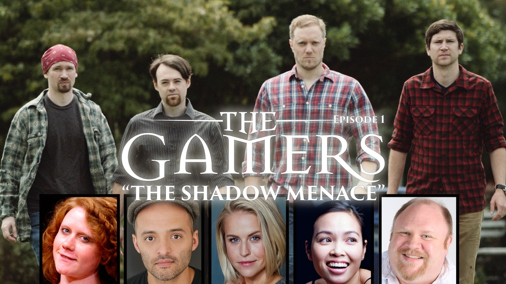 The Gamers: Episode 1 project video thumbnail
