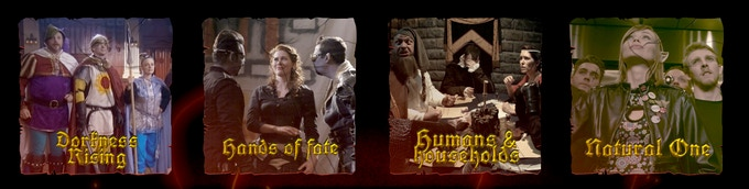 Since the original GAMERS film, we've gone on to create classic roleplaying features like DORKNESS RISING and HANDS OF FATE, plus GAMERS shorts like HUMANS & HOUSEHOLDS and NATURAL ONE.