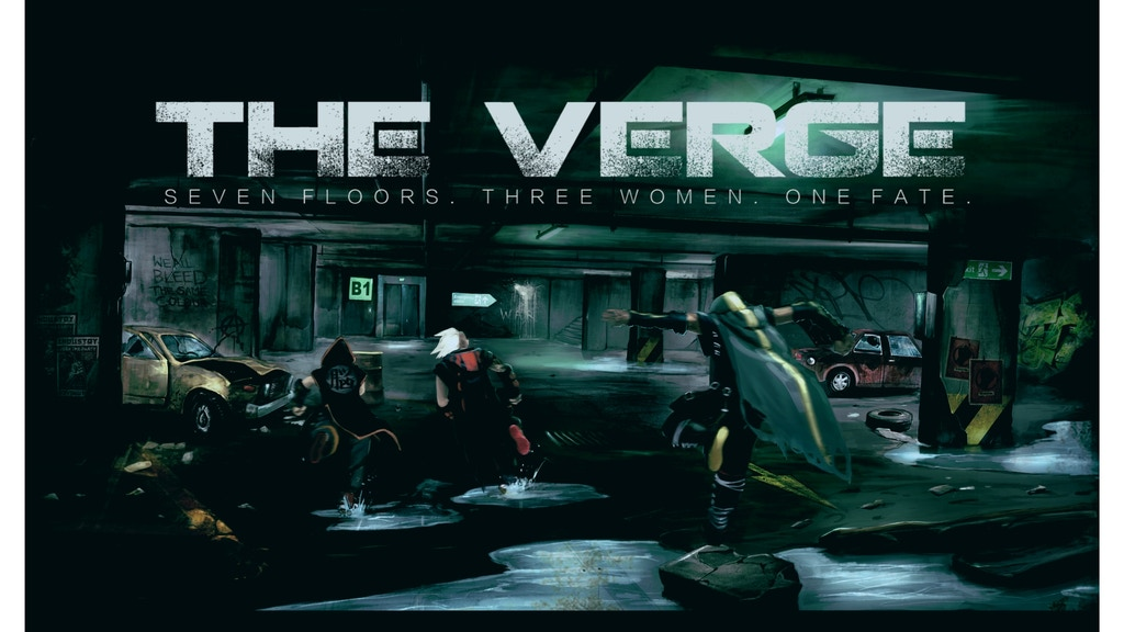 The Verge - Short Film project video thumbnail