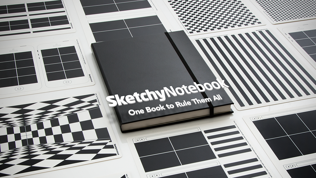 SketchyNotebook Series: Creative's All-In-One Notebook project video thumbnail