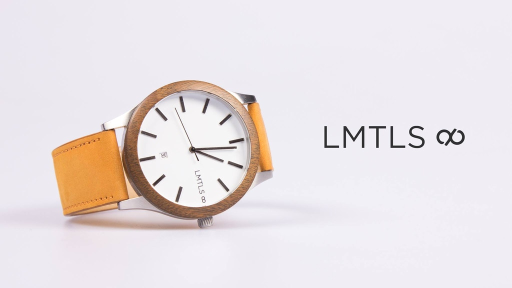 LMTLS Watches | The Best Wood Watch On the Market project video thumbnail
