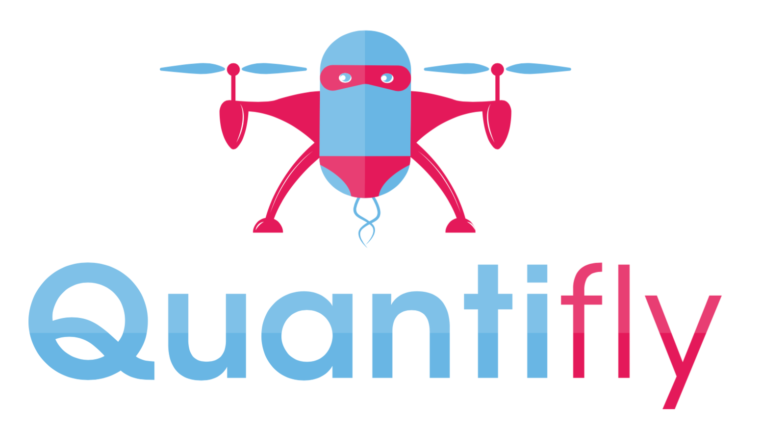 Quantifly is a student project for iGEM (MIT competition). Bacteria, on a drone, are able to detect and quantify atmospheric pollutants