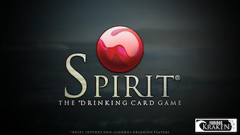 SPIRIT® The Drinking Card Game