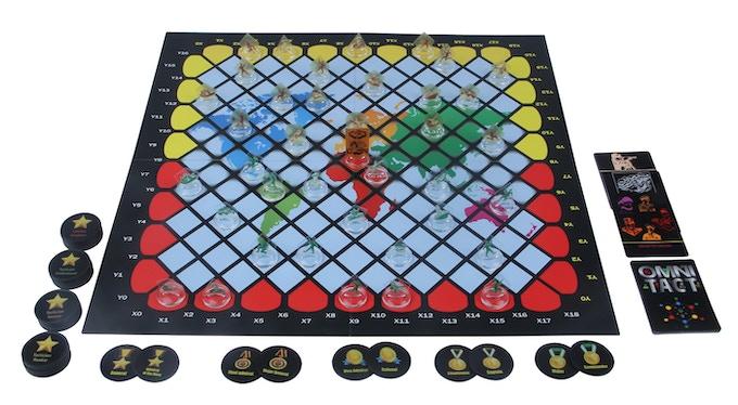 Game Board Side 1 (Family ver.)