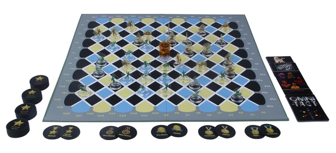 Game Board Side 1 (Pro version)