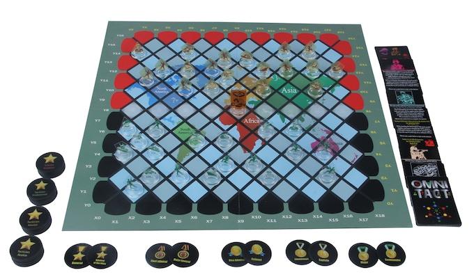 Game Board Side 2 (Pro version)
