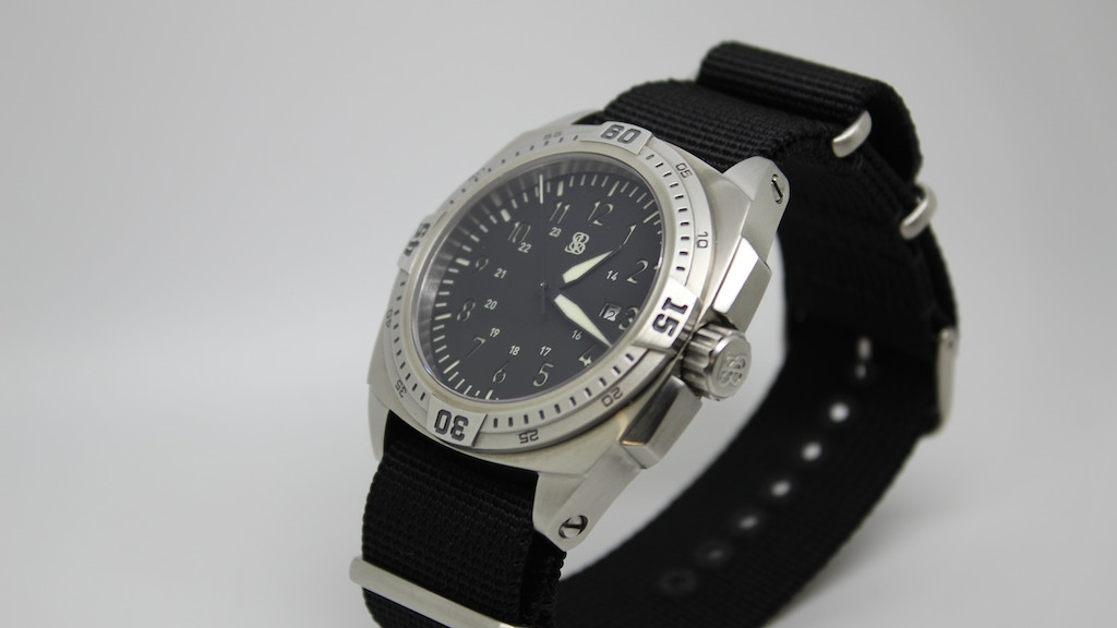 SANS-13 Evolution Watch By Smith&Bradley project video thumbnail