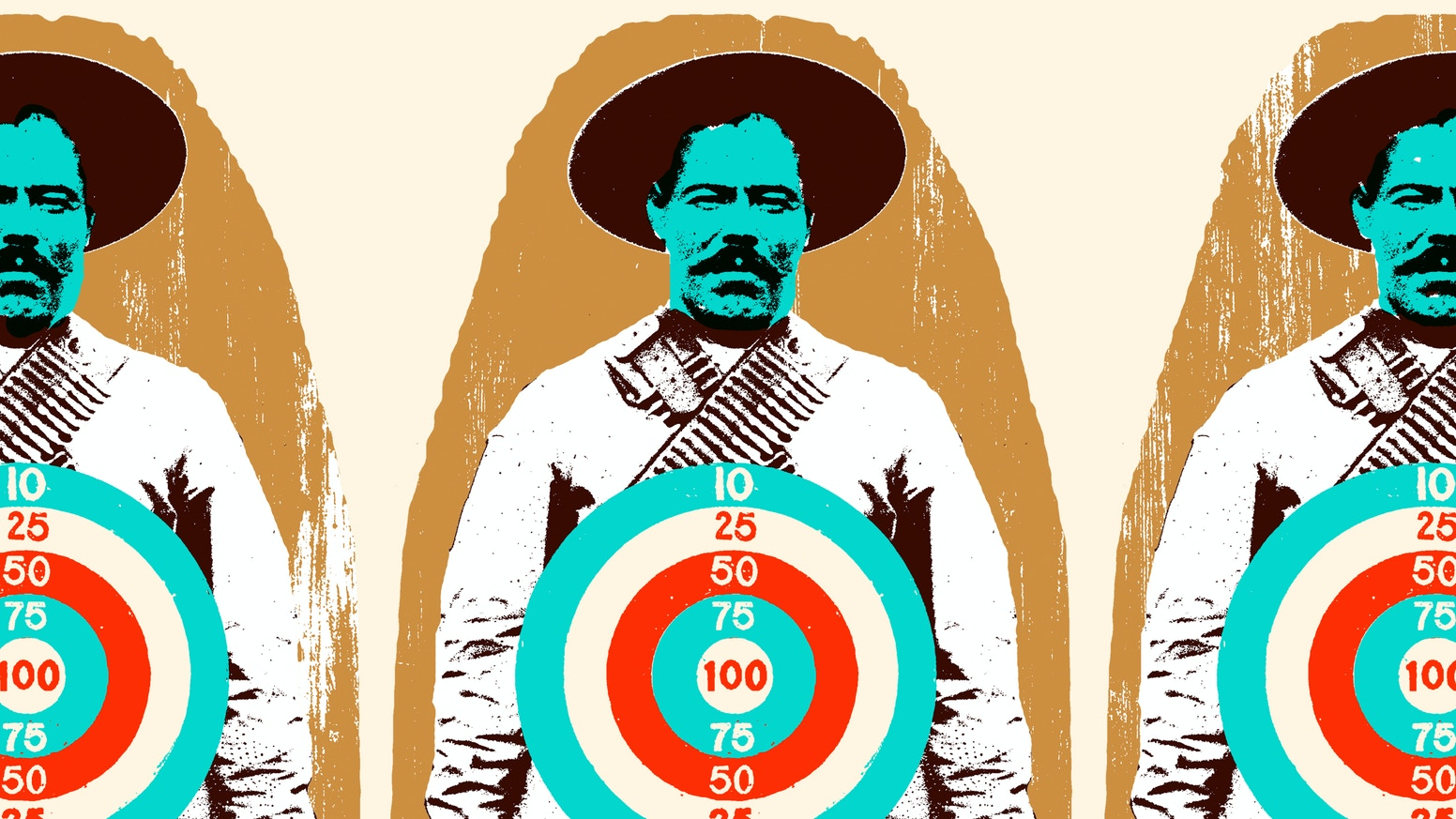 An experimental chamber opera about Pancho Villa, the legendary bandit, enigmatic general, and hero of the Mexican Revolution.
