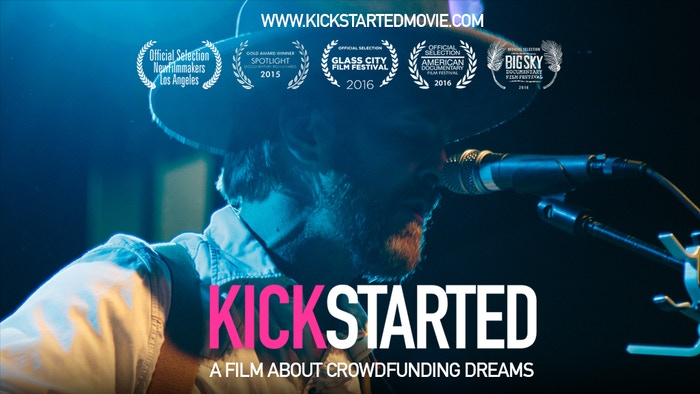 A documentary by Jason Cooper, Jay Armitage and Chris Gartin telling the story of the crowdfunding revolution and the people behind it.