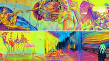 DADA: A Visual Conversation Network