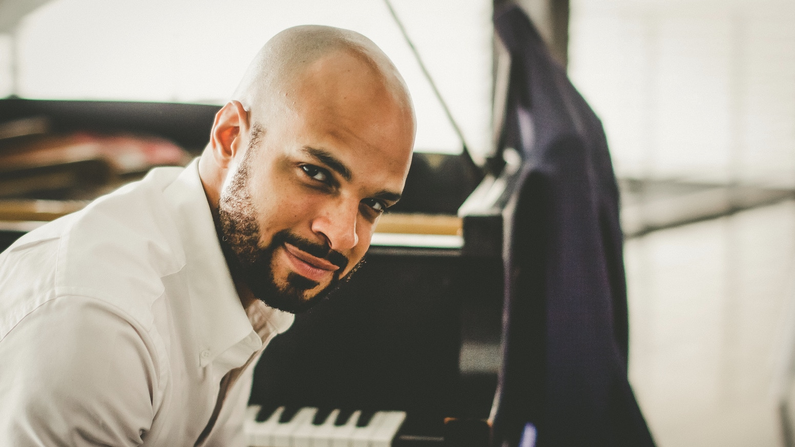 The Masters' Apprentice is a story of resilience—of enduring rejection, toil, and injury to create an album of amazing piano music.