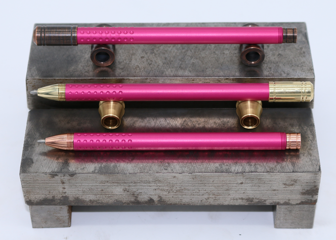 ANODIZED PINK