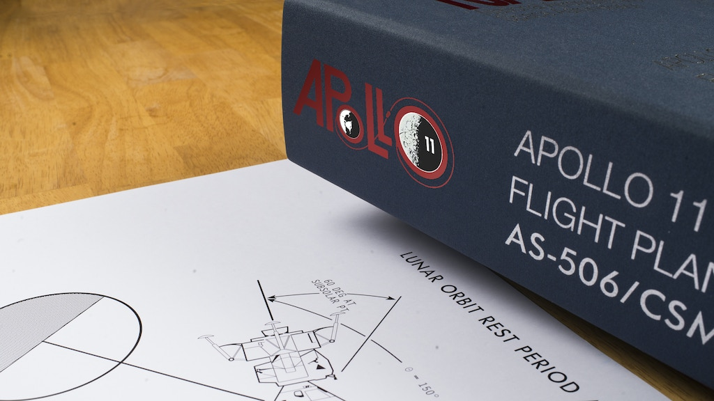 Apollo 11 Flight Plan Re-Issue project video thumbnail