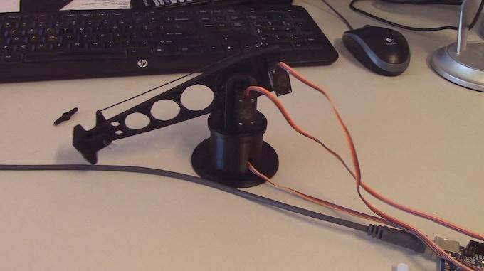 First 2-DOF Prototype