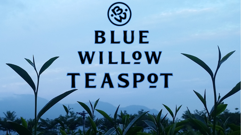 Blue Willow Teaspot project video thumbnail