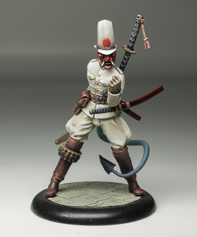 Major Kobayashi