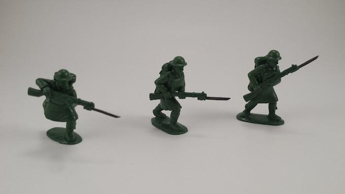 Bayonet Infantry