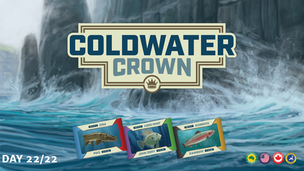 Coldwater Crown: A Strategic Fishing Game project video thumbnail