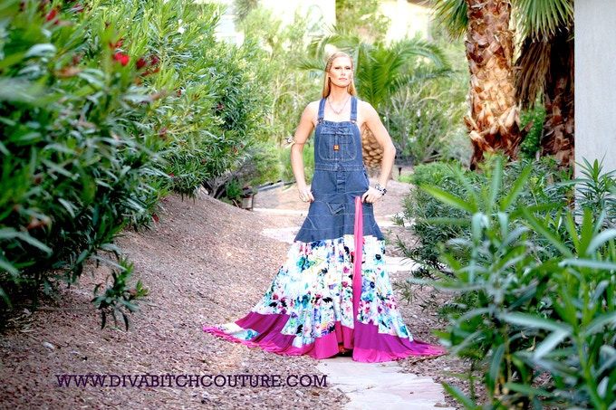 DivaBitch Couture Overall Overhauls
