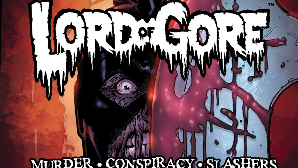 LORD OF GORE project video thumbnail