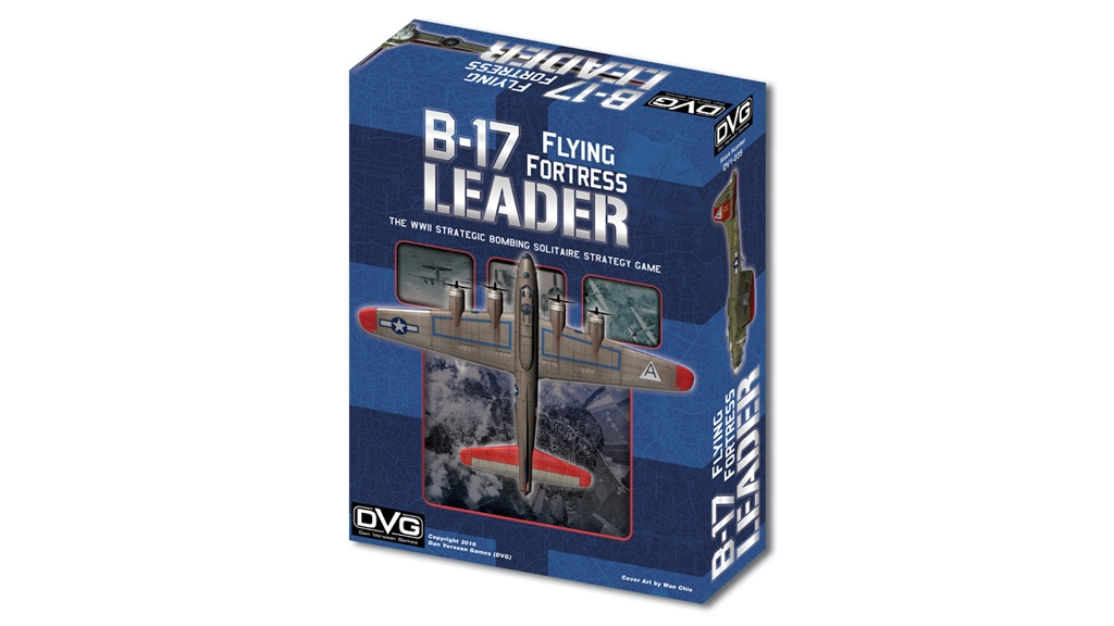 B-17 Flying Fortress Leader project video thumbnail