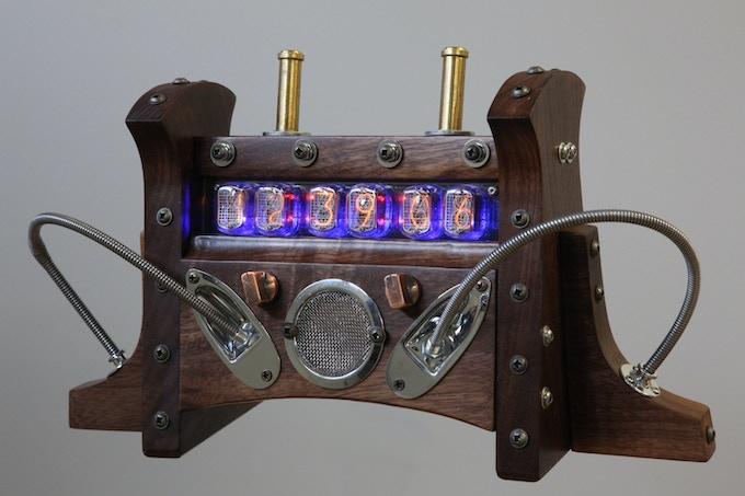 The original MKI nixie clock