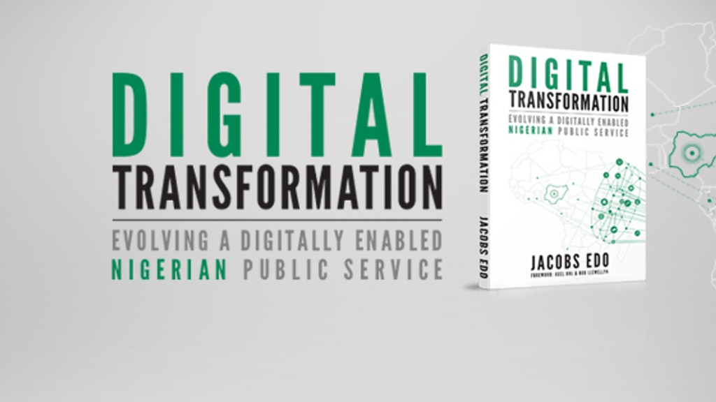 A practical book on Digital Transformation project video thumbnail