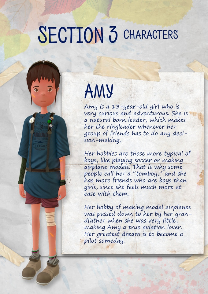 Amy from our GDD