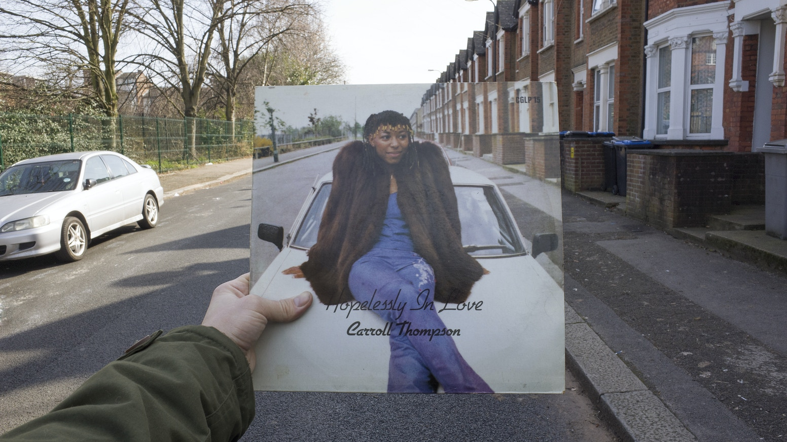 Photography book documenting the locations of fifty reggae record covers photographed in London between 1967 and 1988. Pre-release copies available now from: