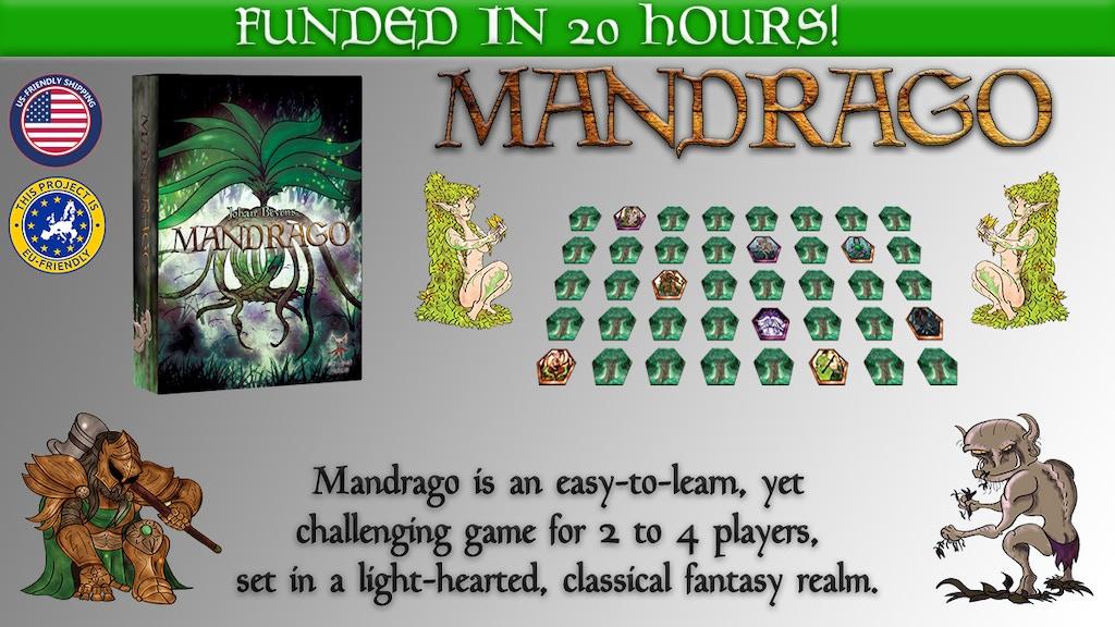 Mandrago project video thumbnail