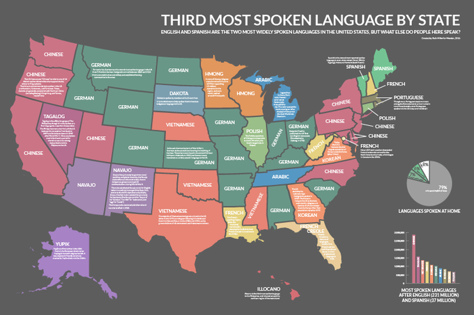 MEEDAN Lets Translate The US Election CRITICAL - How many languages are spoken in the world 2016