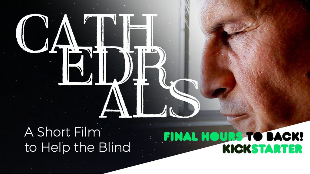 CATHEDRALS: A Short Film to Help the Blind project video thumbnail