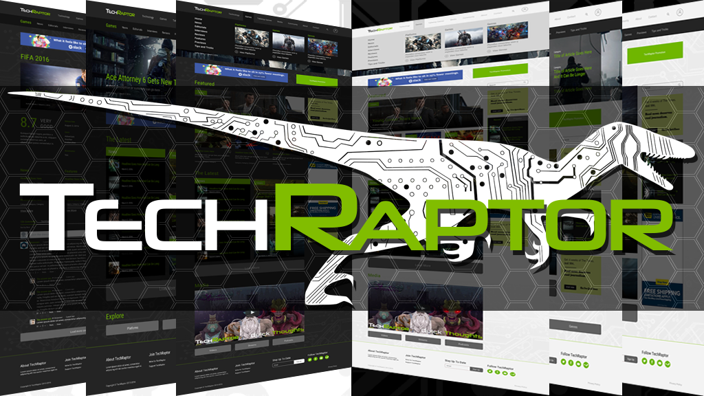 The Next Evolution of TechRaptor project video thumbnail