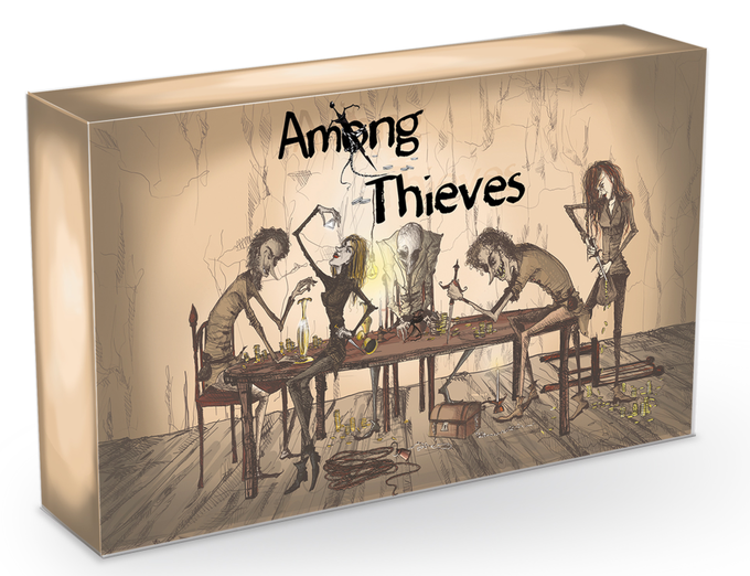Among Thieves -  Cherry Cannon Games