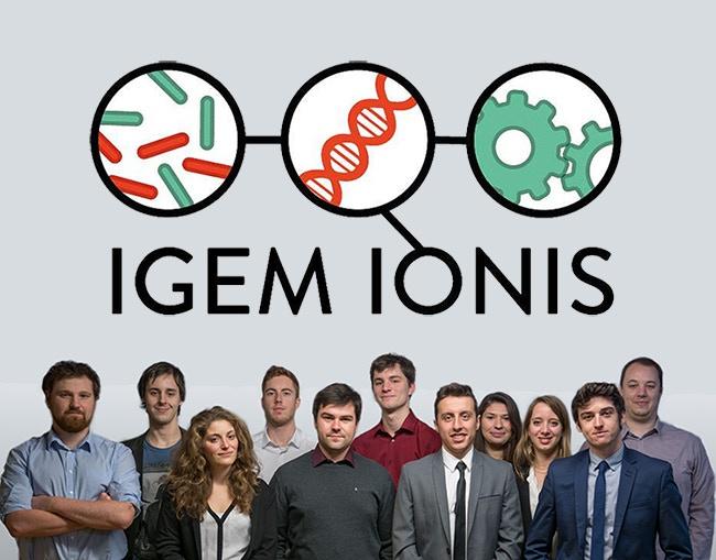 The iGEM IONIS team