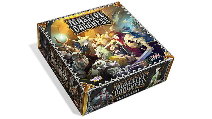 A dungeon crawl board game with no game master. Explore the darkness for loot and experience, facing hordes of awesome miniatures.