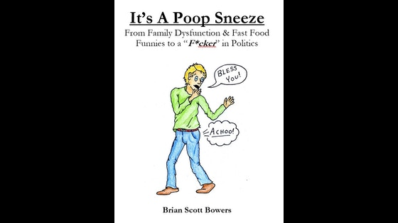 Track It's a Poop Sneeze - Short Stories book's Kickstarter campaign