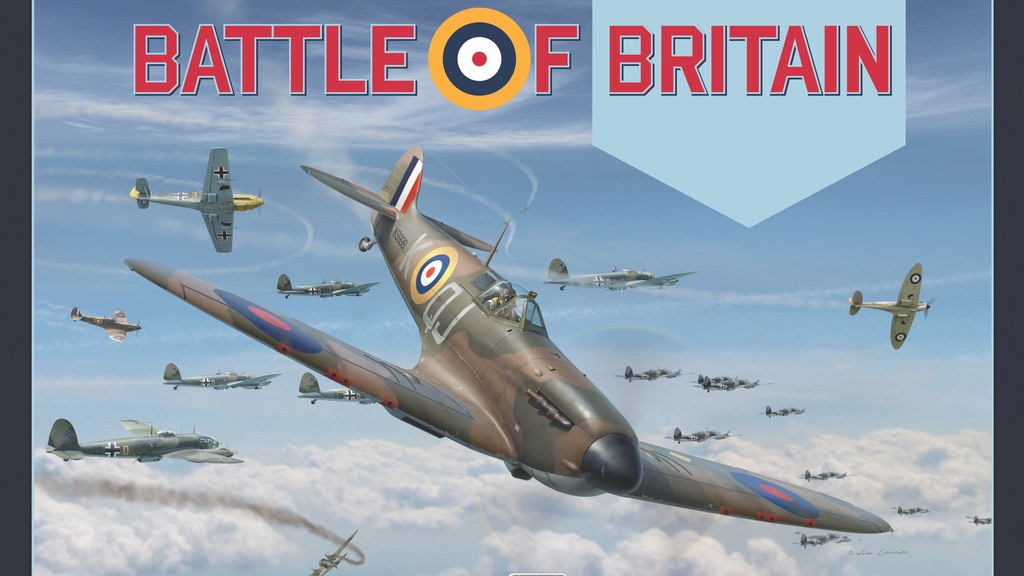 Battle of Britain project video thumbnail
