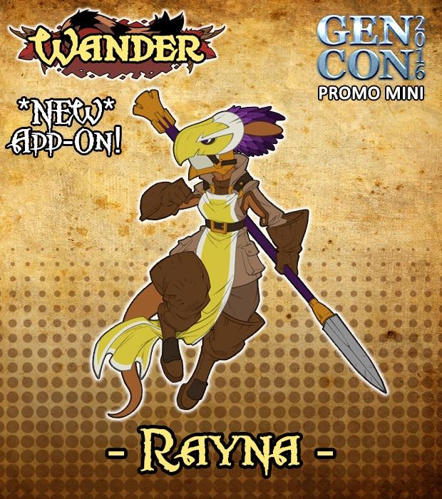 Rayna the Dragoon