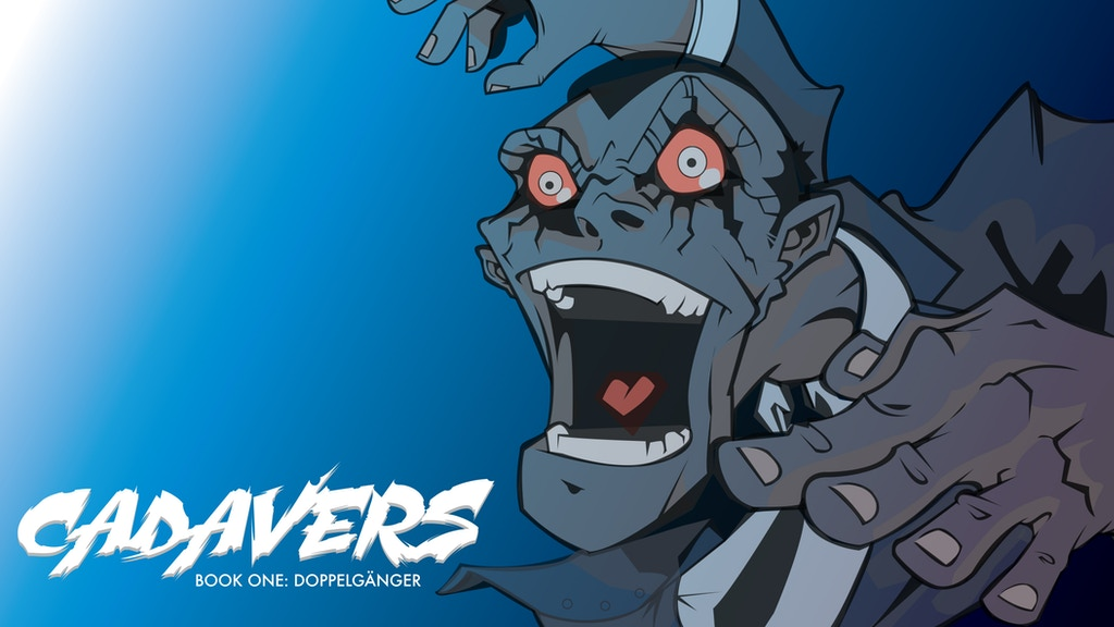 Cadavers 1: Doppelgänger. project video thumbnail