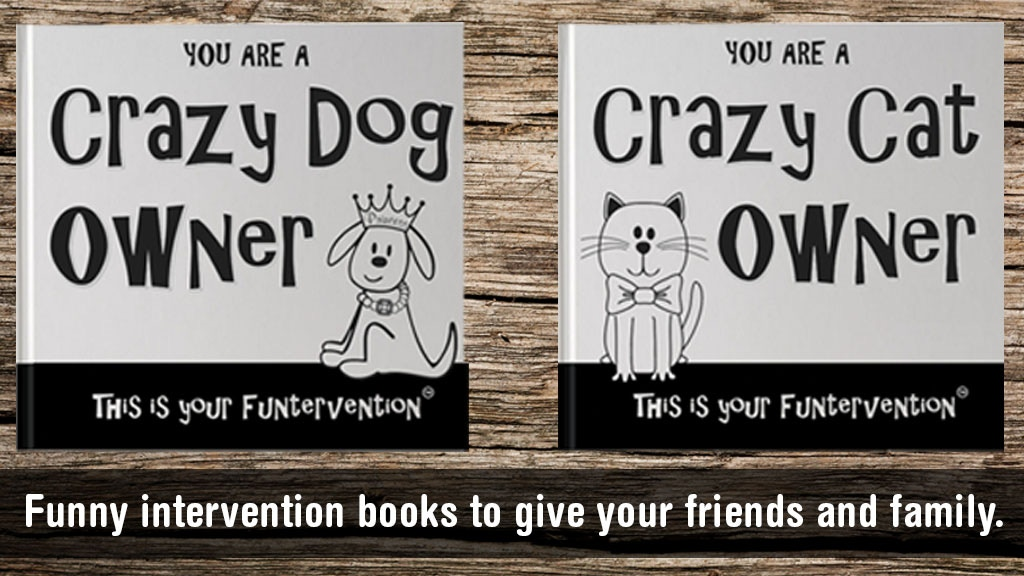 Funterventions | Crazy Dog Owner & Crazy Cat Owner project video thumbnail